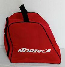 Nordica Ski Boot Bag Red/White