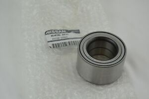 S/O NEW Genuine OEM Nissan Front Wheel Bearing - 40210-3Z000