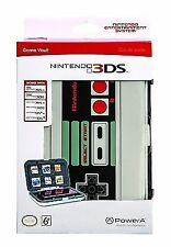 PowerA Retro Game Vault Design Case Nintendo 3ds