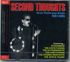 Arne Thelin - Second Thoughts CD JAPAN PRESS Bithammer! Kwyet Kings Lust-O-Rama