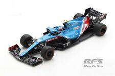 Alpine A521 Renault Esteban Ocon Formel 1 GP Bahrain 2021 1:18 Spark 18S581 NEU