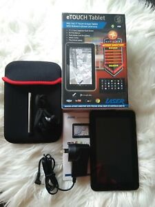 Laser eTouch Tablet MID-742 7 Inch Touch Screen Android WiFi Street Directory
