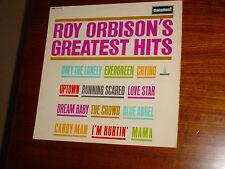 ROY ORBISON * GREATEST HITS VINYL LP  MONO LMO 5007 MONUMENT MADE IN UK 1967
