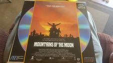 "Mountains Of The Moon - 12""  Laserdisc."