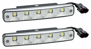 10-POWER LED TAGFAHRLICHT E-Prüfzeichen E11 R87 DRL 6000K für Volvo