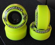 Rainskates KILLER BEES 59mm 98a skateboard wheels D/C
