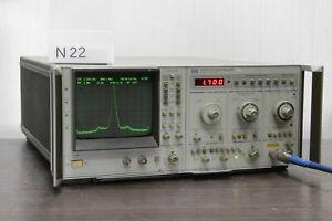KEYSIGHT AGILENT HP 8569B SPECTRUM ANALYZER 10MHz to 22GHz # N22