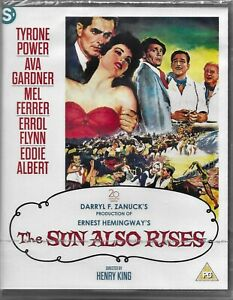Henry King's: The Sun Also Rises Blu Ray+Dvd Region B/2 Includes Registered Post