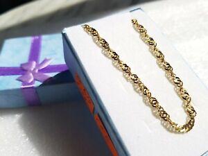 9ct Yellow Gold Chain