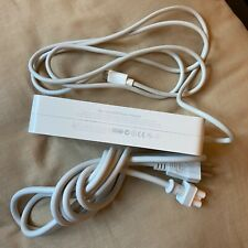 Genuine OEM Apple A1105 Mac Mini 85W Power Supply Adapter Cord 18.5V 4.6A
