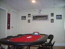 Poker Dealer and Table For Hire - Texas Hold'em Croupier - Fun Casino