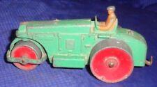 BG546 Vtg Dinky Toys Meccano Steam Roller Diecast Aveling Barford