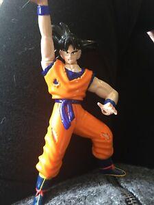 1997 Vintage Bandai DBZ Dragon Ball Z Son Goku Super Battle Collection Figure