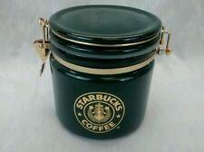 Nice Starbucks green coffee container