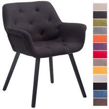 Chaises vintage/rétro noirs pour le bureau