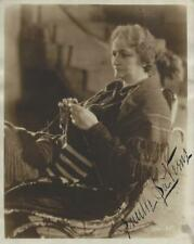DISNEY Actress LUCILLE LA VERNE Rare Signed Photo - Voice of Queen in SNOW WHITE
