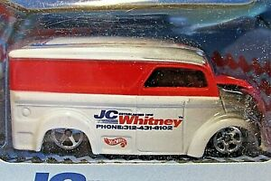 HOT WHEELS VHTF 1999 JC WHITNEY SERIES DAIRY DELIVERY