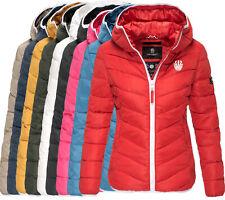 Navahoo Ladies Autumn/Winter Jacket Fvsb Quilted Transition Elva