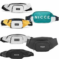 NICCE London Bum Bags Fanny Wait Packs Assorted Styles