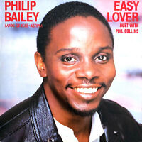 "Philip Bailey Duet With Phil Collins ‎12"" Easy Lover - Europe (EX/EX)"