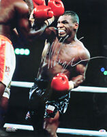 Mike Tyson Boxing Authentic Signed 16x20 Photo Autographed PSA/DNA #3A60973