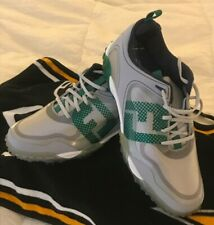 New listing Footjoy Freestyle Golf Shoes 10W Green & Gray