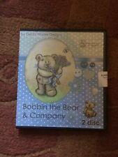DEBBIE MOORE DESIGNS BOBBIN THE BEAR & COMPANY CD-ROM