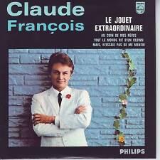 CD EP CLAUDE FRANCOIS ** LE JOUET EXTRAORDINAIRE ** AU COIN DE MES REVES