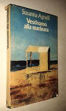 SUSANNA AGNELLI - VESTIVAMO ALLA MARINARA - MONDADORI - OTTOBRE 1976-SR10