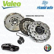 KIT FRIZIONE + VOLANO VALEO 4 PZ ALFA ROMEO 159 SW 1.9 JTDM 115 CV
