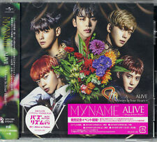 MYNAME-ALIVE ALWAYS IN YOUR HEART -JAPAN CD F08