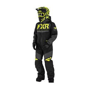 FXR Child Helium Monosuit Thermal Flex Insulation Warm Durable Shell Knit Cuffs