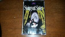 SWINGOUT SISTER - IT'S BETTER TO TRAVEL - CASSETTE TAPE