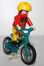 PLAYMOBIL - 4556 SPECIAL COMPLET ENFANT VELO / CHILD BICYCLE 3368 3955 3993 5711