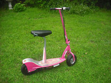 Used Razor E300S Sweet Pea pink scooter Just need's Battery's and charger