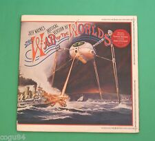 JEFF WAYNE - The war of the worlds - CBS 82671 - Colonne Sonore - OST