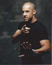 Vin Deisel autograph - signed photo - Fast and Furious