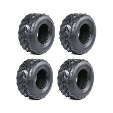 4x 16x8.00-7'' Tubless Cover Tyre Tire for 70 110 125cc ATV Quad Buggy Go Kart