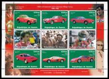 GUINEA KLEINBOGEN 1998 ENZO FERRARI postfrisch ** MNH MICHAEL SCHUMACHER z2415