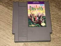 Crystalis Nintendo Nes Cleaned & Tested Authentic