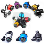 New Cycling Bicycle Compass Bells Bike Horns Ring Handlebar Bells Outdoors