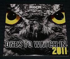 Classic Rock Magazine CD Ones To Watch In 2011 CD UK IMPORT VARIUOS ROCK ARTISTS