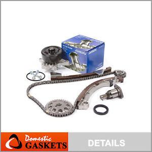 00-08 Toyota Corolla Celica MR2 Matrix 1.8L Timing Chain AISIN Water Pump 1ZZFE