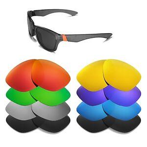 Walleva Replacement Lenses for Oakley Jupiter Sunglasses - Multiple Options