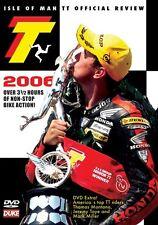 TT 2006 DVD. John McGuinness. MotorSportVideoUSA. 220 Mins. DUKE 1634NV