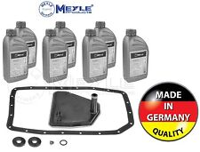 BMW X5 X6 7 series AUTOMATIC GEARBOX TRANSMISSION SUMP PAN & OIL MEYLE x7