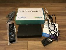 YouView Freeview HD Set Top Box - TalkTalk Huawei DN360T - Live + Catch Up TV