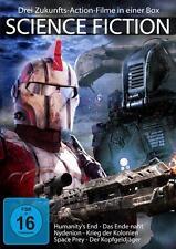 Science Fiction Box (2013) DVD NEU/OVP