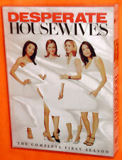 Very Good Desperate Housewives First Season WS DVD BOXSET COMBINED POSTAGE AVAIL