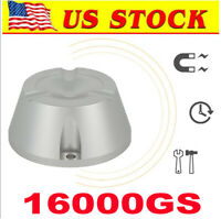 16000GS Magnetic Pencil Super-lock EAS Security Tag Tool, Silver [US in STOCK]